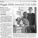 Reggie article 3/1/07